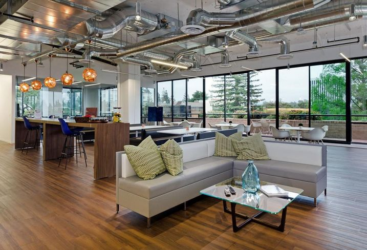 CBRE's New Office Design Is A Game-Changer