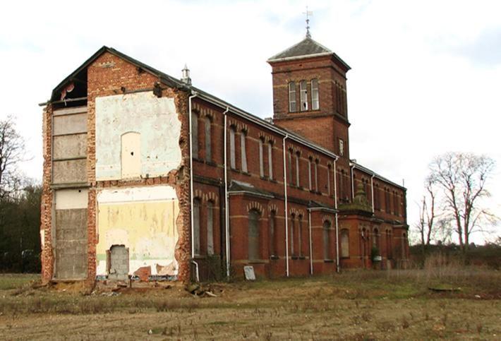 St Andrews Hospital, Thorpe End, Norfolk