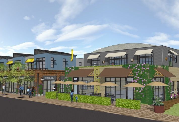 Three New Projects To Energize Downtown Solana Beach