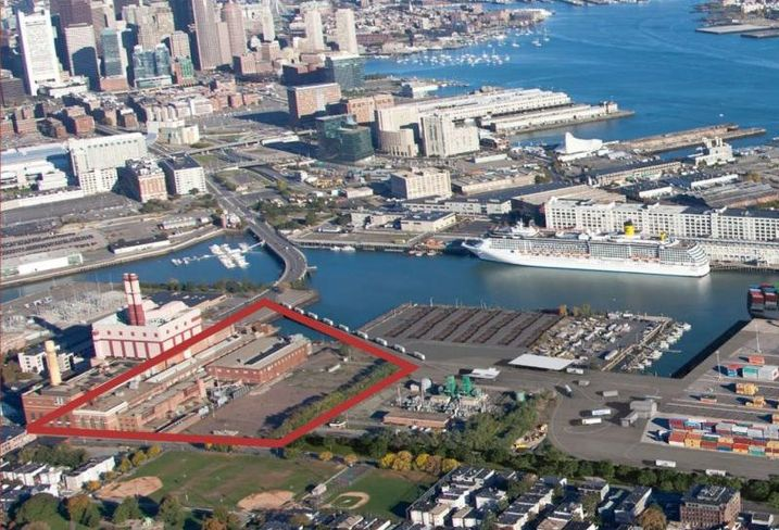 Conservation Group Questions Potential Massport Conflict Of Interest Over Southie Power Plant