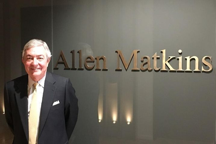 Real estate partner O'Malley Miller in Allen Matkins LA office