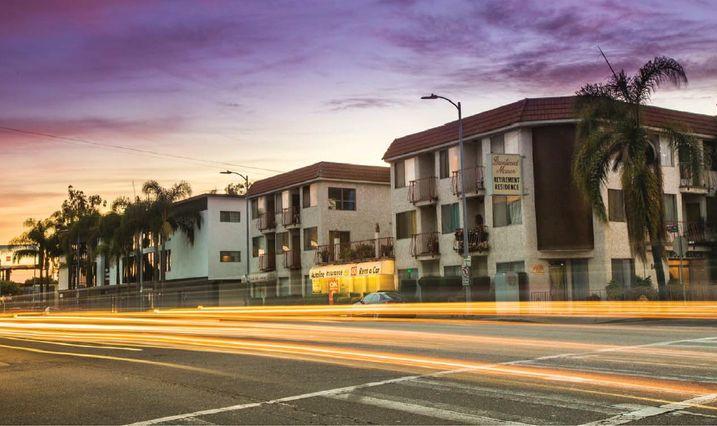 The Boulevard, West LA