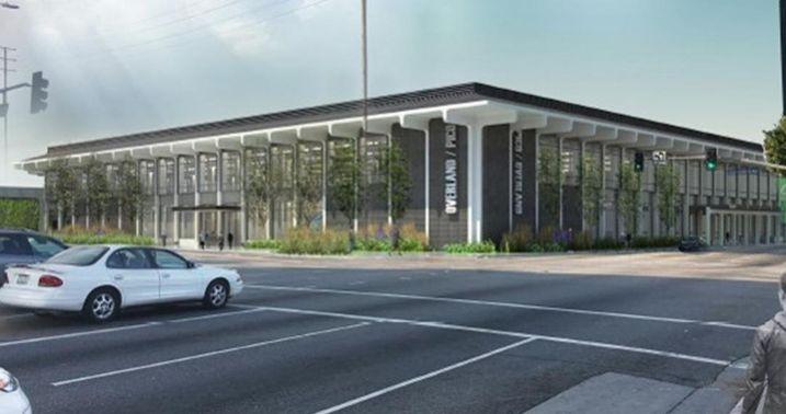 Macy's Westside Pavilion, West LA