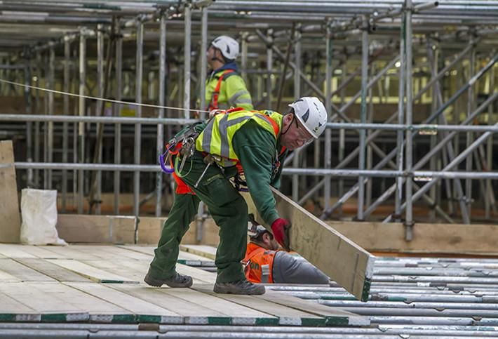 Is London Ready To Lose 25% Of Its Construction Workforce?