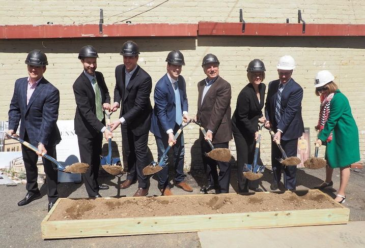 Perseus Penn Eleven Groundbreaking Frager's Hardware