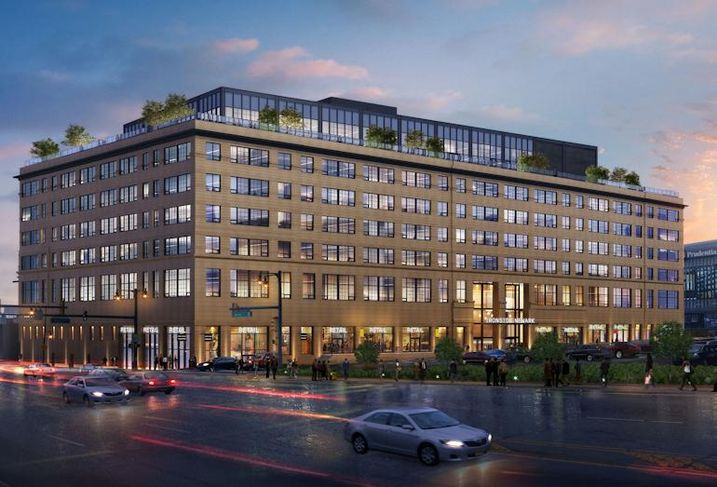 Rendering of Edison Properties' Ironside Newark