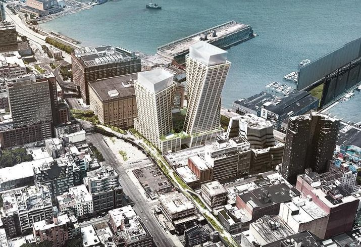 HFZ Capital Group Gets $1.25B Construction Loan For High Line Development