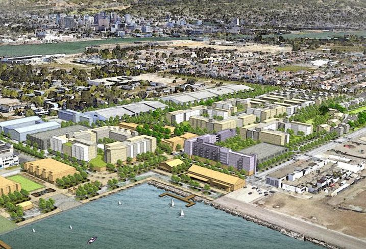 These 5 Former Military Bases May Help Solve Bay Area's Housing Crisis