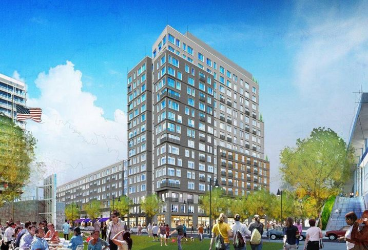 Boston Landing Reaches Residential Milestone