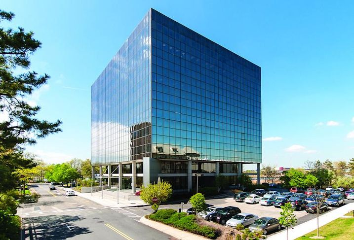 Mountain Development Corp.'s One Harmon Plaza in Secaucus, New Jersey