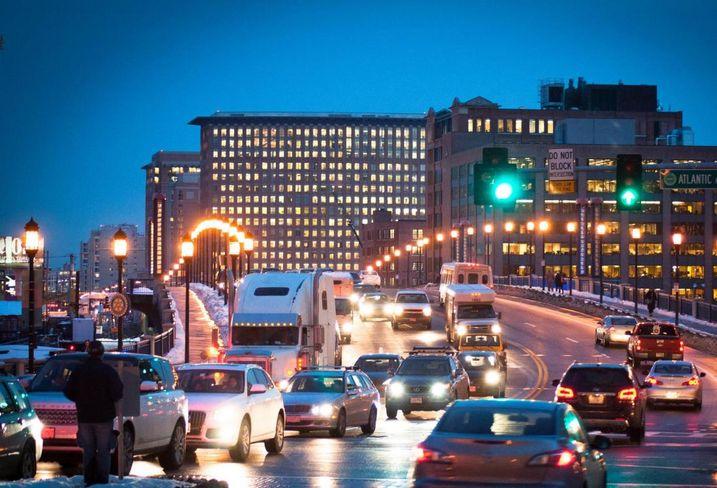 Congestion Study Highlights Unpredictability Of Massachusetts Traffic