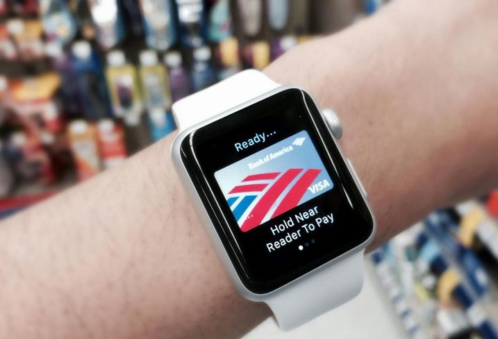 Lawsuit: Apple, Visa Infringed On Boston Man's Security Patents For Apple Pay