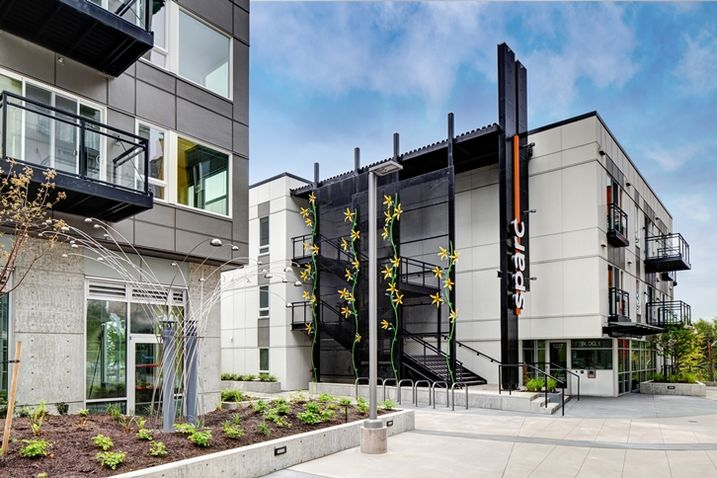Sparc Apartments Opens In Spring District