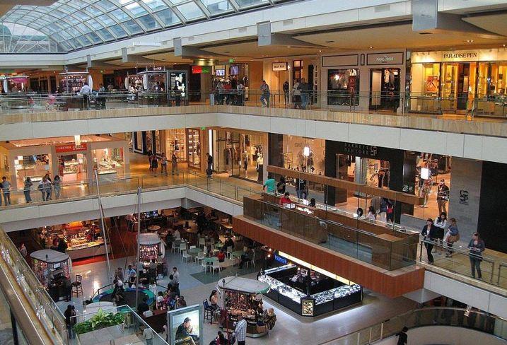 Houston Galleria Shopping mall