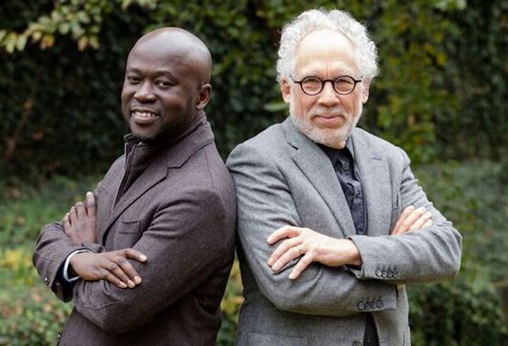 David Adjaye Richard Levy