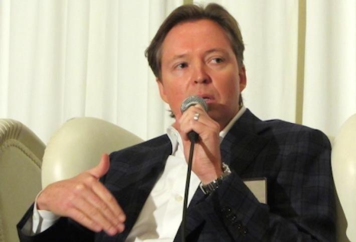 ACORE Capital co-founder Warren de Haan