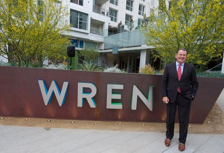 Mack Urban CEO Paul Keller, LA