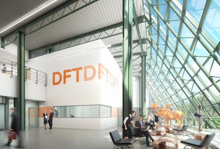 DFT's new data center TOR1