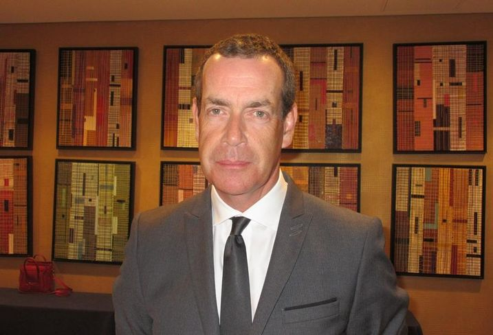 Viceroy Hotel Group CEO Bill Walshe at BLIS.
