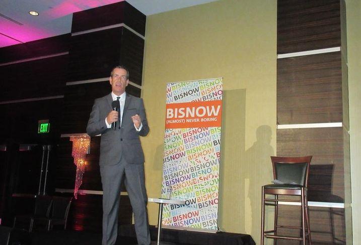 Viceroy Hotel Group CEO Bill Walshe at BLIS