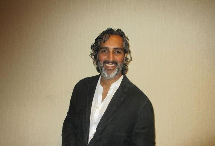 Standard International & Bunkhouse Group CEO Amar Lalvani at BLIS.