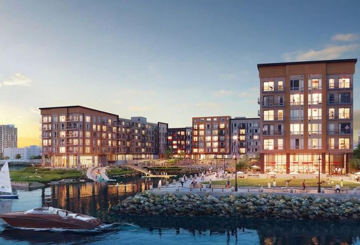 How $80B Of CRE Is Fighting To Avoid Plunging Into Boston Harbor