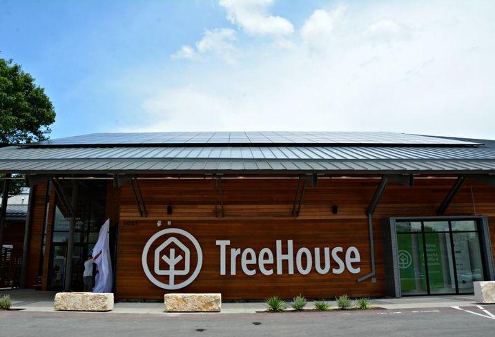 TreeHouse in Dallas