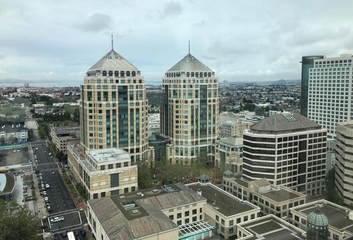 Rents For Bay Area Skyline Offices Among Highest In Nation