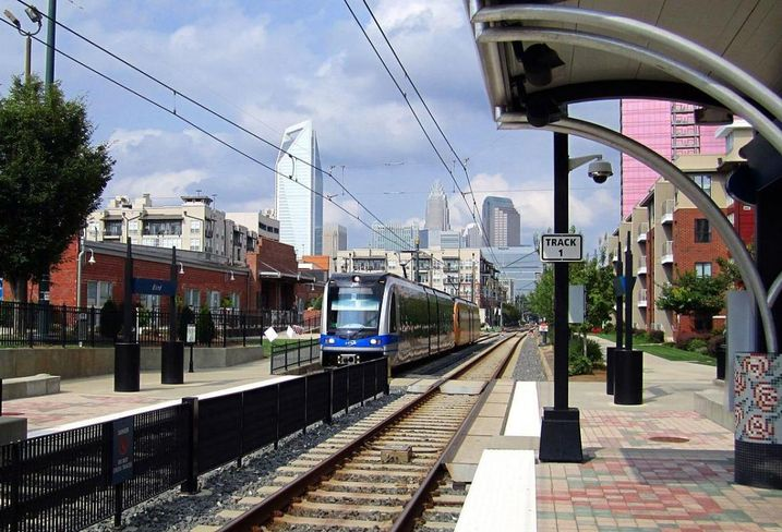 Charlotte South End