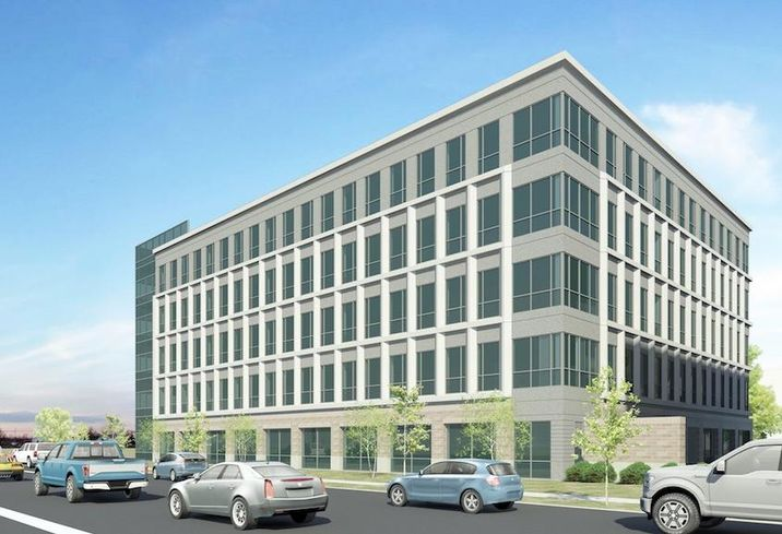 Medical Pavilion Trammell Crow