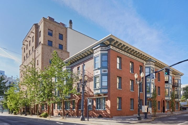 Downtown Portland Redevelopment Honored By Affordable Housing Tax Credit Coalition