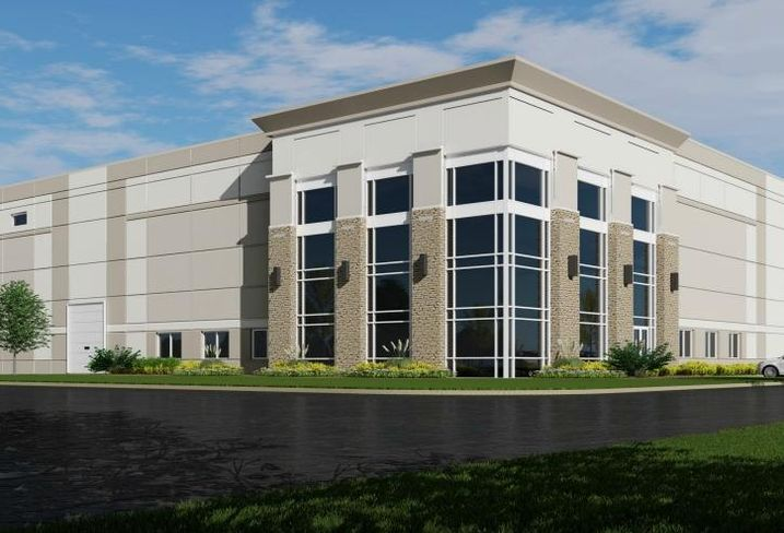 Carlow Corporate Center XVI, Bolingbrook, Ill.
