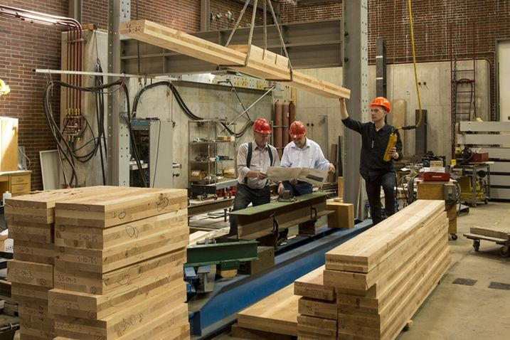 California Competition To Select Demonstration Mass-Timber Projects