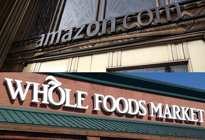 One Year After Amazon's Whole Foods Buy, The Online Grocery Battle