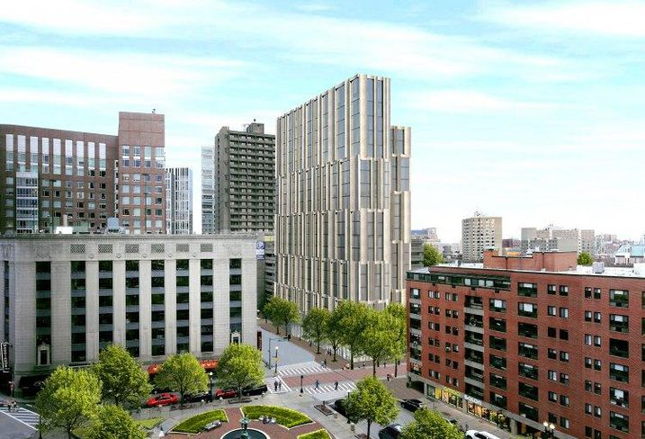 BPDA Approves $97M Bay Village Residential Tower
