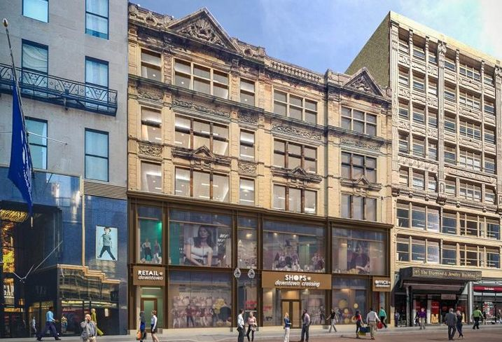 Downtown Crossing S Barnes Noble Building Finally Sold