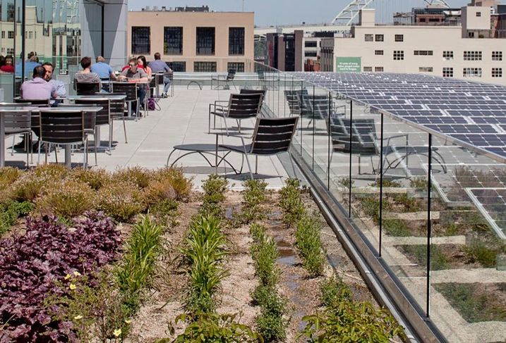 Property Owners Reap Cost Savings With Green Building