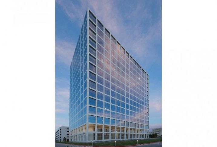 The first tenants will soon move into Gaedeke Group's 14-story One Legacy West. Anchor tenant NTT Data will now have a few neighbors in the 56% leased office project.