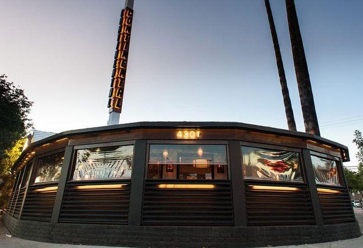 4301 Continental corner in Burbank, CA