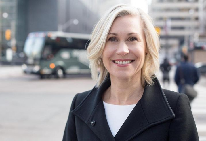 Jennifer Keesmaat, chief planner for the City of Toronto