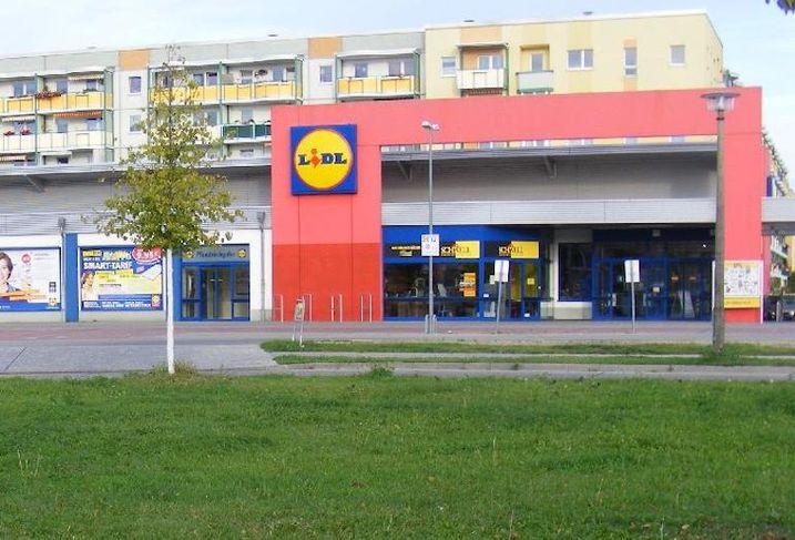 A Lidl store in Berlin, Germany