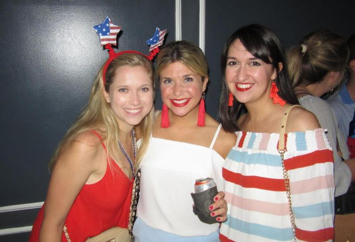 Red, White And Fuego!