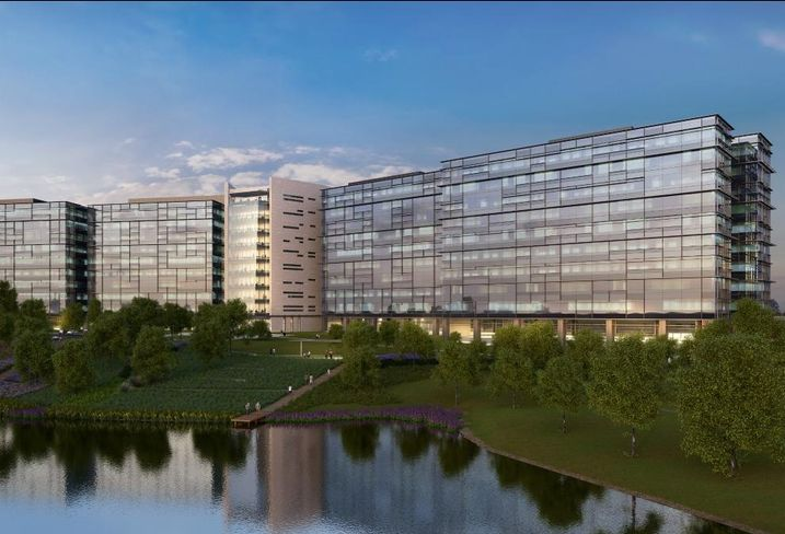 KDC broke ground on a 1M SF headquarters for Pioneer Natural Resources at the Hidden Ridge development in Irving. Pioneer Natural Resources is an independent oil and gas exploration and production company with operations in the U.S. Since The 10-story headquarters will have a seven-story parking garage and be completed in winter 2019.