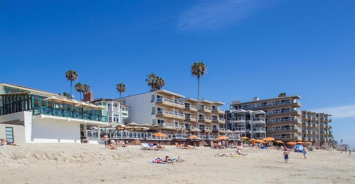 Pacific Edge Hotel in Laguna Beach, CA