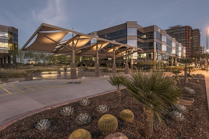 Another Deal In The Hot Camelback Corridor: Camelback Commons Fetches $66M