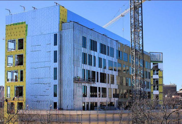 Dell Medical School Research Building Austin UT
