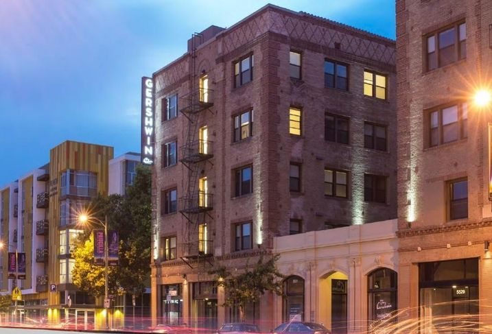 Gershwin Apartments in Hollywood, CA