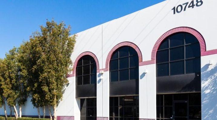 Bloomfield Industrial Center located in Santa Fe Springs