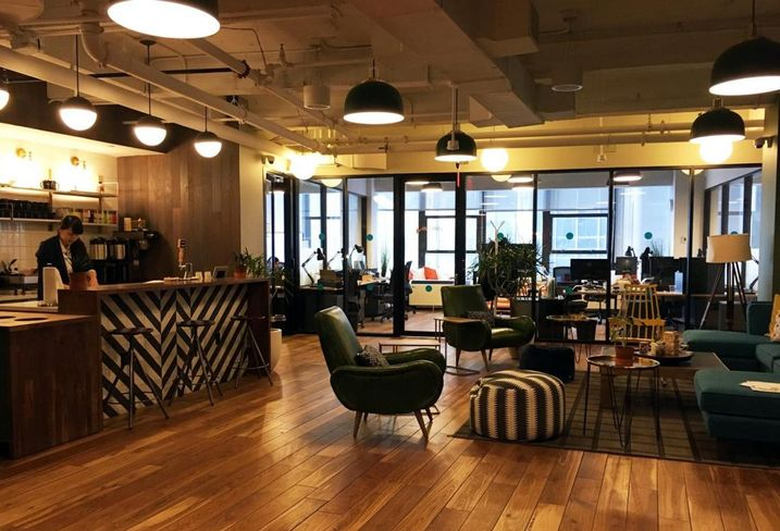 Why WeWork's Flexible Workspaces Are The Offices Of The Future