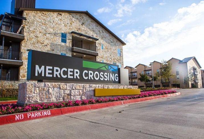 Mercer Crossing Luxury Apartments  FARMERS BRANCH